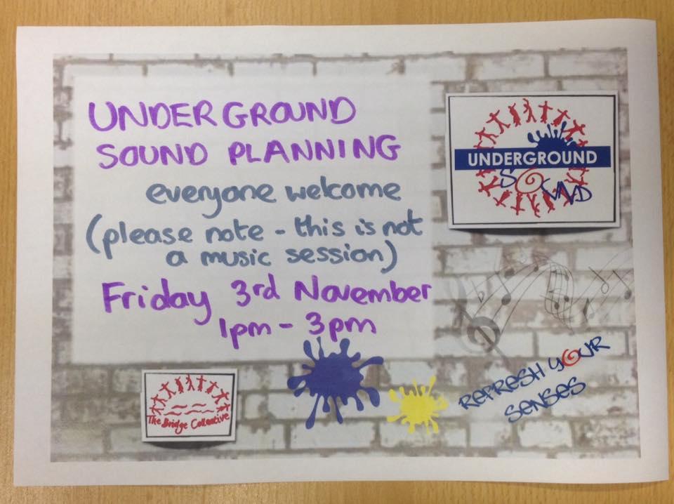 underground sound planning