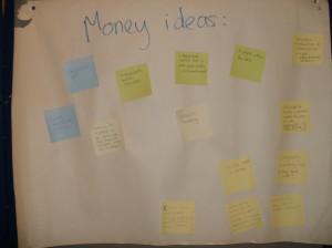 Money ideas