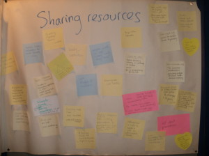 alternative approaches to conventional mental health services - sharing resources