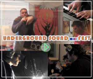 Underground sound mini fest press play