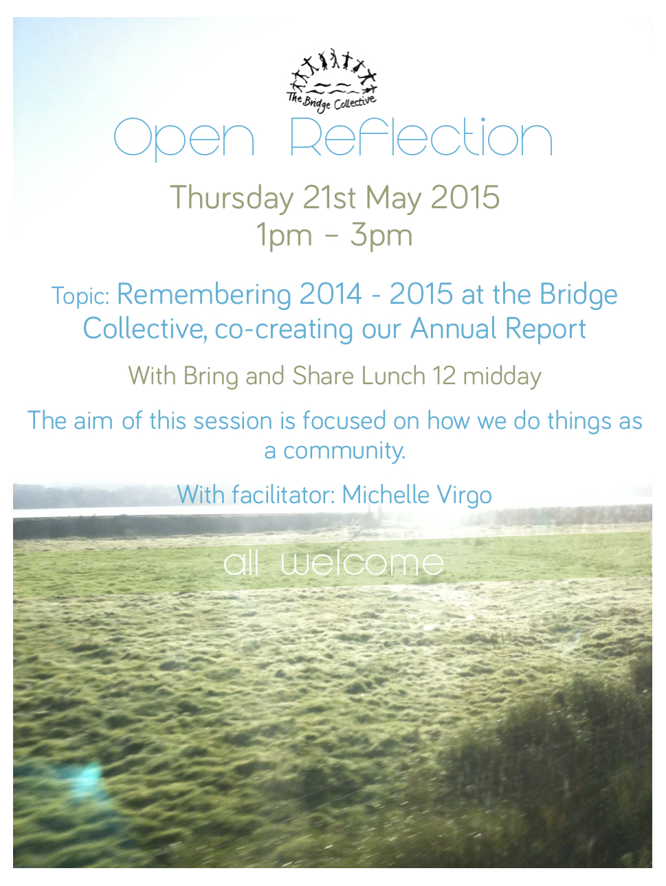 Open Reflection may 15