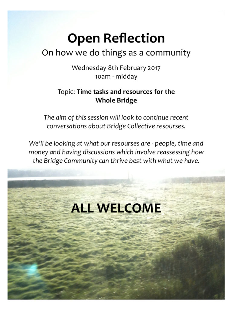 OPEN REFLECTION FEB 2017